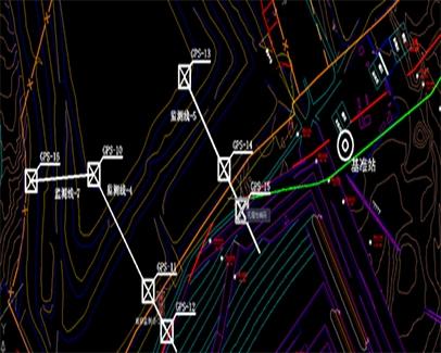 伊犁庆华煤矿变形监测系统
