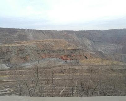 海州露天煤矿在线监测系统